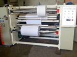 QFJ-1100-1300 Horizontal Type Slitting and Rewinding Machine(for paper and plastic film)