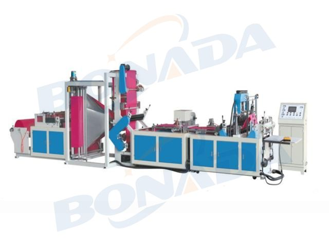 HBL-A700/800 Multifunction Non-woven Box Bag Making Machine