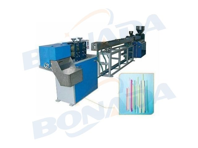 BND-50/25/25 Tricolor Drink Straw Making Machine