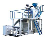 SJ55/60/70 PP Film Blowing Machine