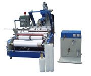 HN-650/1150 PE Stretch and Cling Film Machine