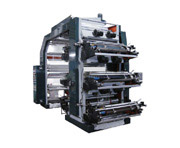 YTB Series High-Speed Flexographic Printing Machine