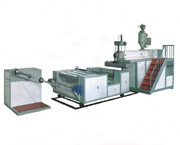 HNPE-800/2200 Series PE Bubble Film Extrusion Line