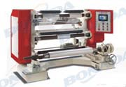 QFJ-1100/1300/1600 Vertical Type Slitting and Rewinding Machine(PLC and Touch Screen)